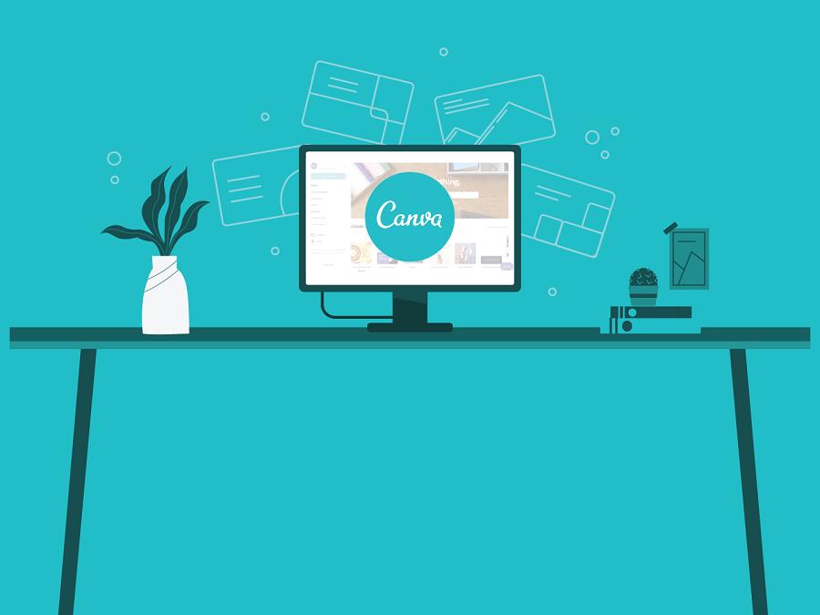 سایت طراحی برند - لوگوی آماده - canva - کانوا