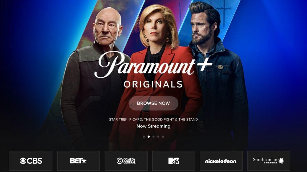 خرید اکانت پارامونت پلاس - Paramount Plus